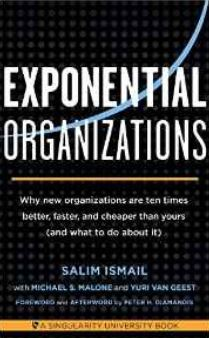 Exponential Organizations|B2B Sales|Knowledge Work as a Service